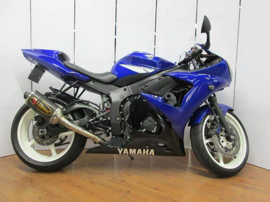 Yamaha r6 s motorcycles for sale in new jersey for Yamaha motorcycles nj