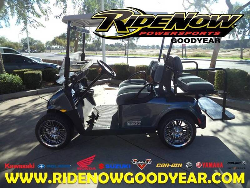2015 E-Z-Go Golfcart