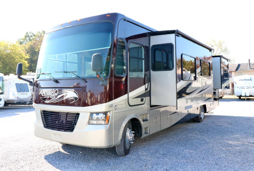 2011 Tiffin Motor Homes ALLEGRO 35QBA