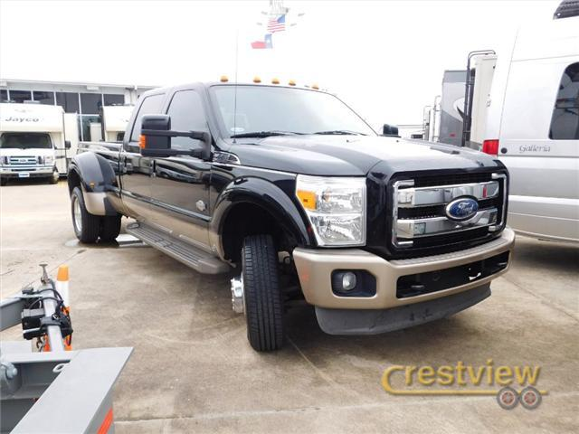 2012 Ford F350 Drw 4wd CREW 6.7 K RANCH