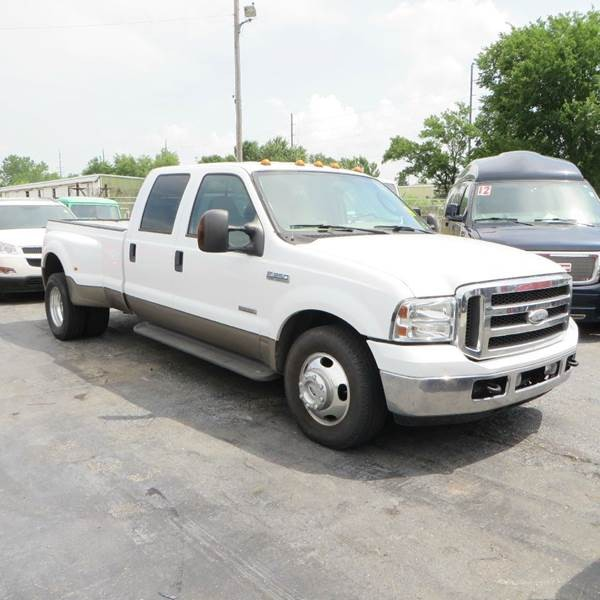 2005 Ford Super Duty F 350 Drw Cars For Sale