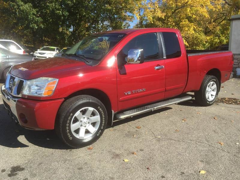 nissan titan cars for sale in new hampshire. Black Bedroom Furniture Sets. Home Design Ideas