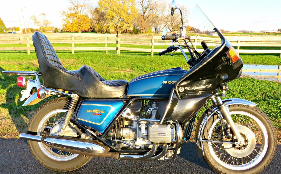 1977 honda goldwing 1000 motorcycles for sale. Black Bedroom Furniture Sets. Home Design Ideas