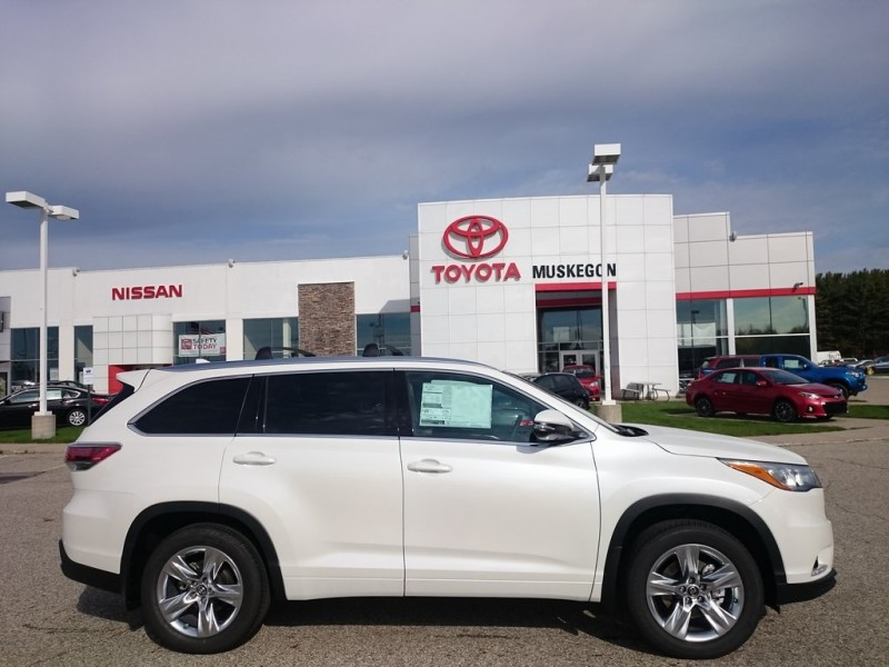Toyota Highlander Cars For Sale In Michigan