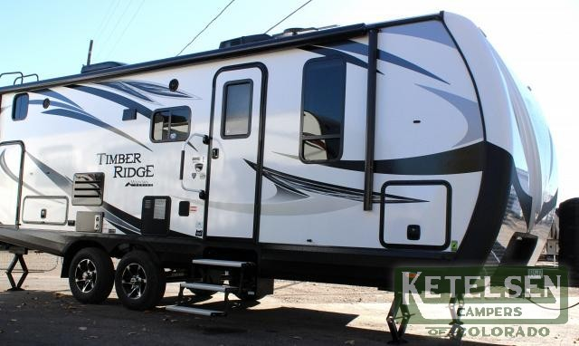 2017 Outdoors Rv Manufacturing TIMBER RIDGE 23DBS