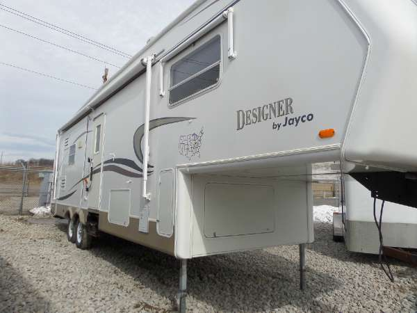 Jayco Designer 32rlts Fifth Wheel RVs for sale