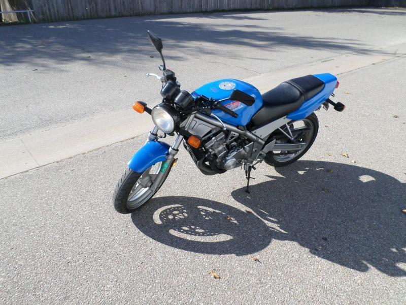 Honda cb 1 motorcycles for sale in wichita kansas for Honda motorcycle dealership kansas city