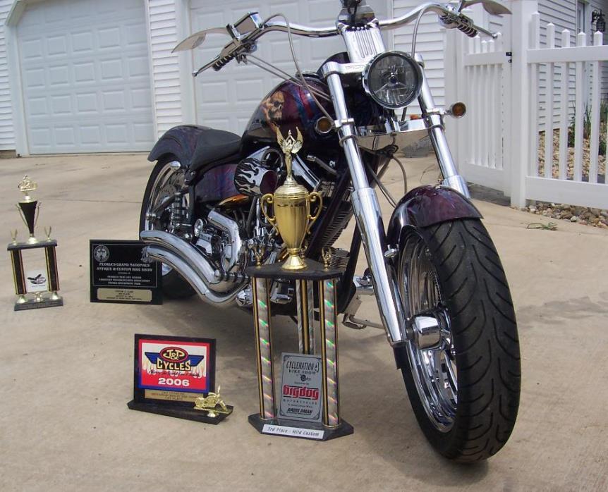 2000 Custom American Ironhorse