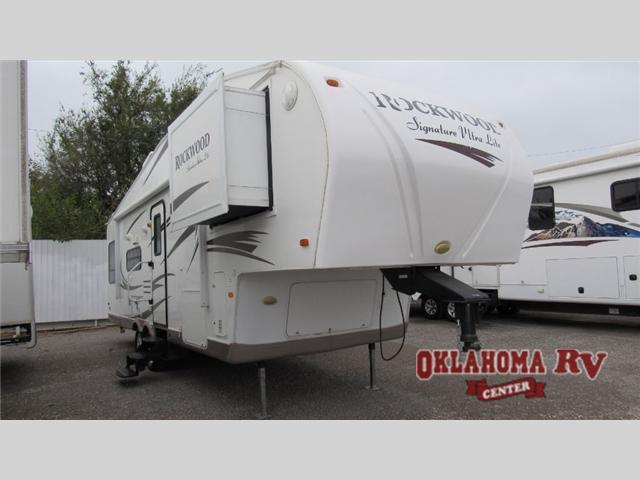 2011 Forest River Rv Rockwood Signature Ultra Lite 8285WS