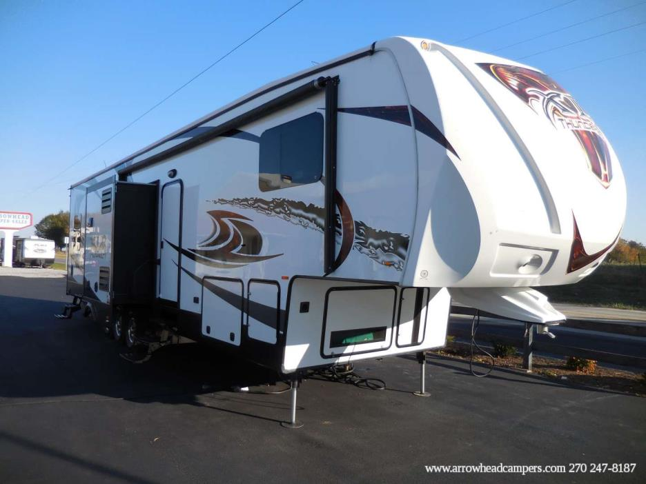 2014 Forest River XLR Thunderbolt 35X12HP