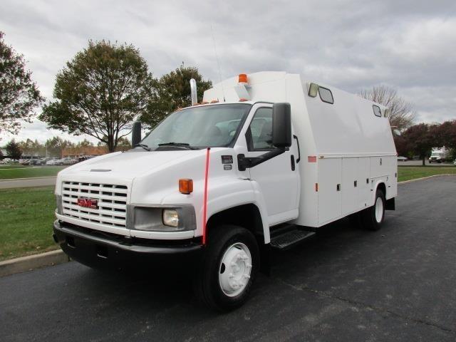 2007 Gmc C5500  Utility Truck - Service Truck