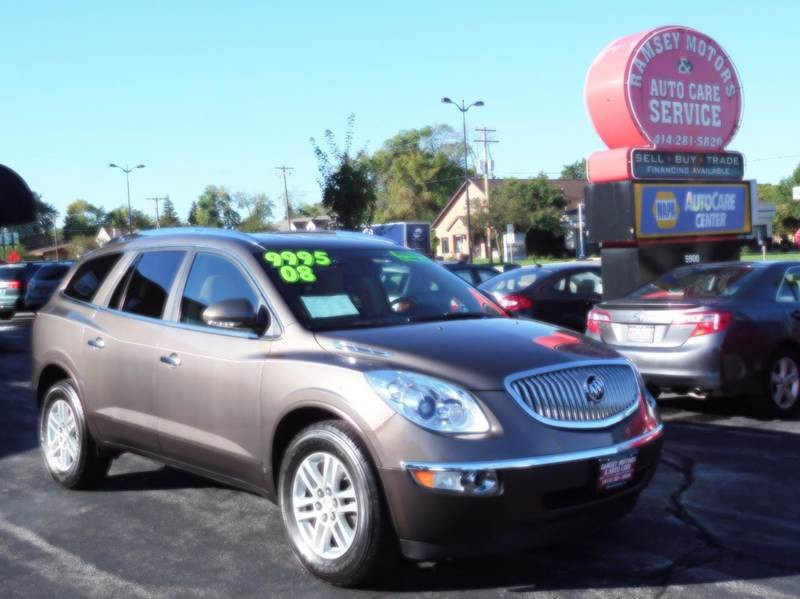 2008 Buick Enclave CX AWD 4dr SUV