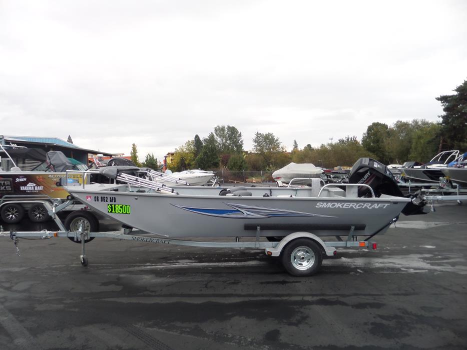 Smoker Craft Boats For Sale In Oregon