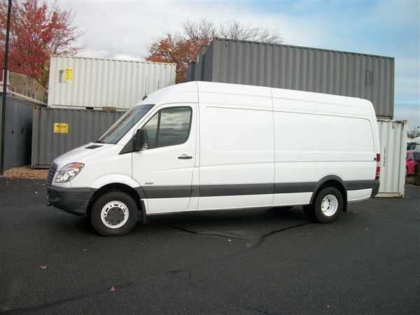 2012 Freightliner Sprinter 3500  Cargo Van