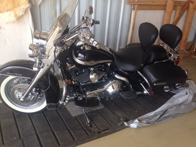 Harley Davidson Of Asheville >> Harley Davidson Road King Anniversary Edition motorcycles for sale in North Carolina