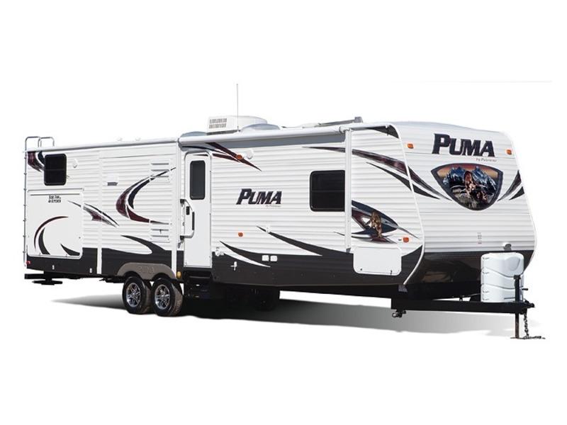 2014 Palomino Puma Travel Trailer 30-FBSS