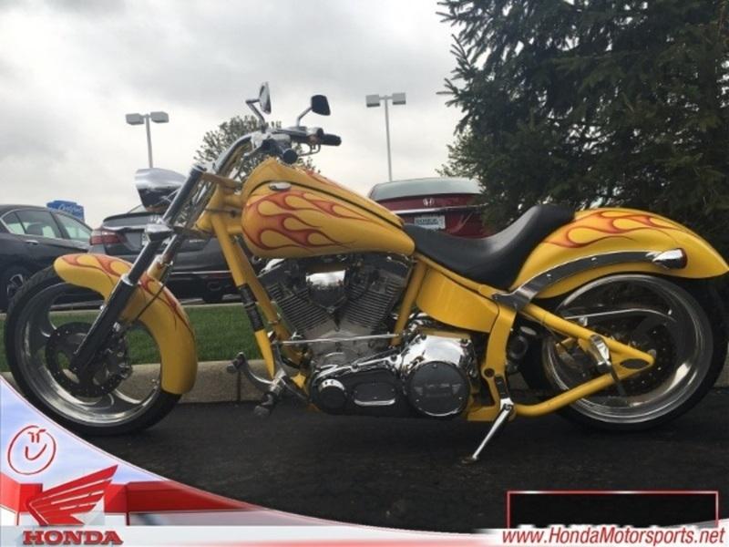 2007 Big Dog Motorcycles MASTIFF