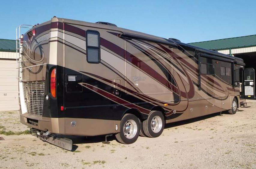 2012 Fleetwood Discovery 42N