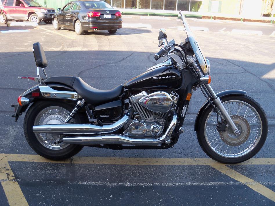 Honda shadow spirit 750 motorcycles for sale in joliet for Honda dealer joliet