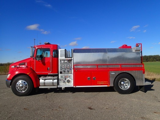 2011 Kenworth T370 Fire Truck  Fire Truck