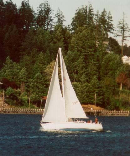 1987 Catalina Tall Rig