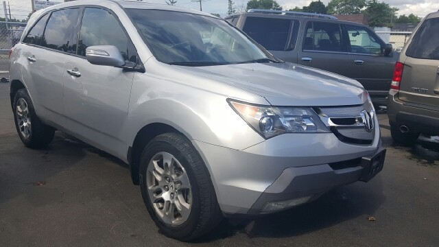 2008 Acura MDX SH-AWD w/Tech w/RES 4dr SUV w/Technology and Entertainment Package