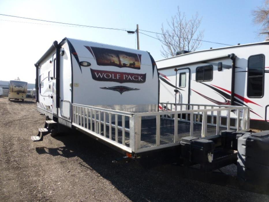 Forest River Wolf Pack 21wp Rvs For Sale