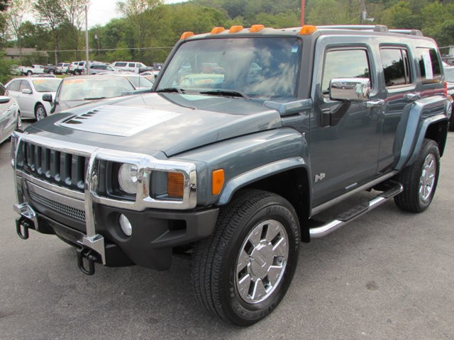 2007 HUMMER H3 Luxury 4x4 Leather Text Offers 865-250-8927