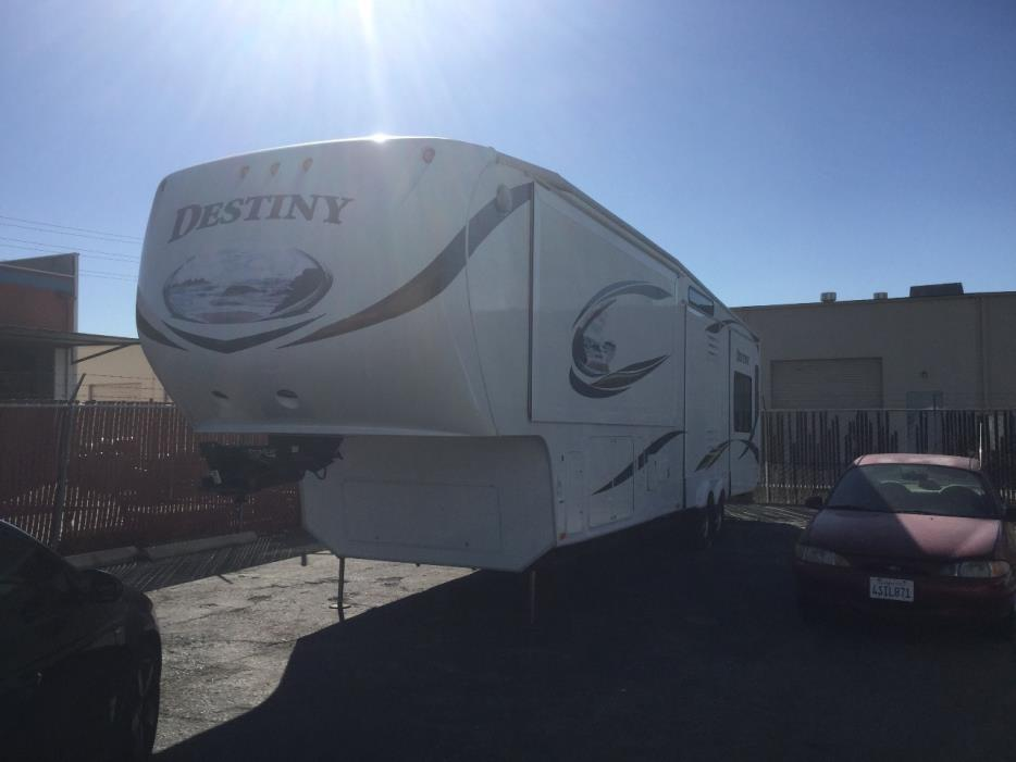 2012 MVP DESTINY 355 RE