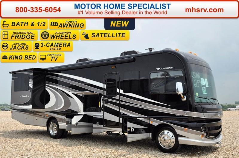 2017 Fleetwood Southwind 36L Bath & 1/2 RV for Sale at