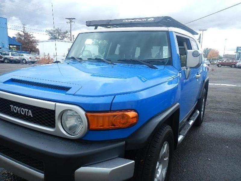 Toyota fj cruiser idaho cars for sale for Bronco motors hyundai west