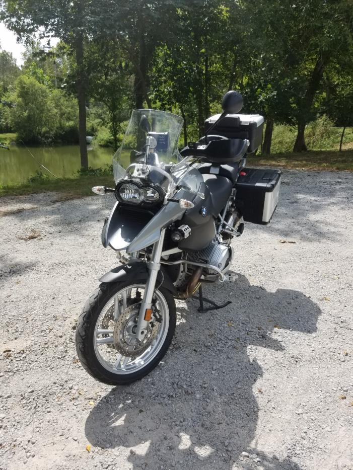2011 BMW R1200RT *ONLY 10500 MILES!*