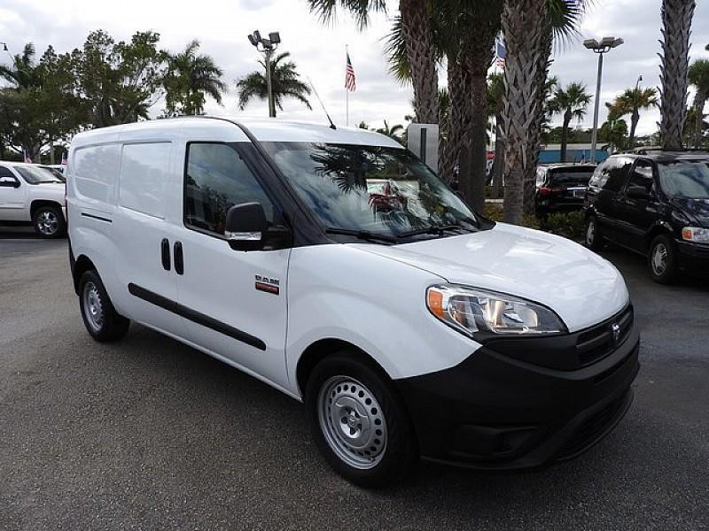 2015 RAM ProMaster City Wagon Base 4dr Mini Van