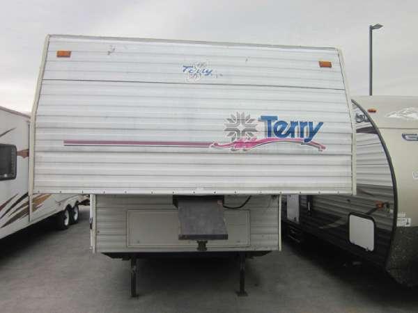 1996 Terry 25N