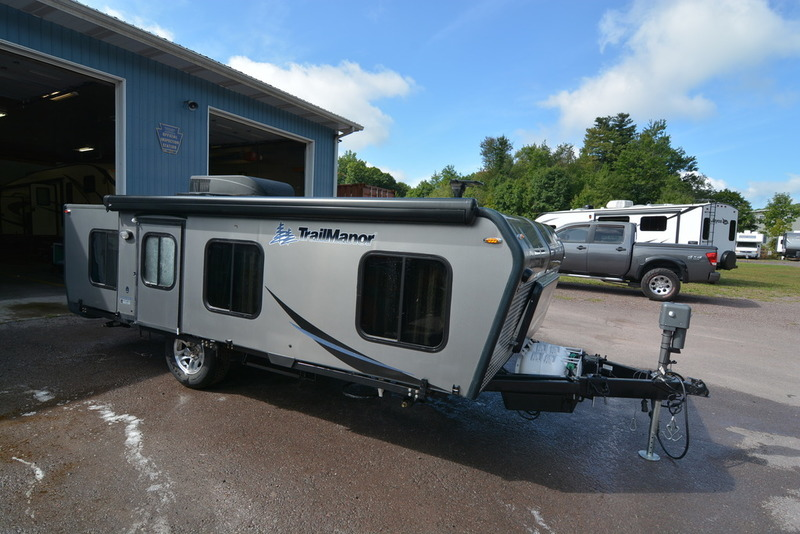2015 Trailmanor 2720 Series 2720QS