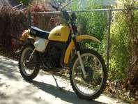 1977 Suzuki PE250