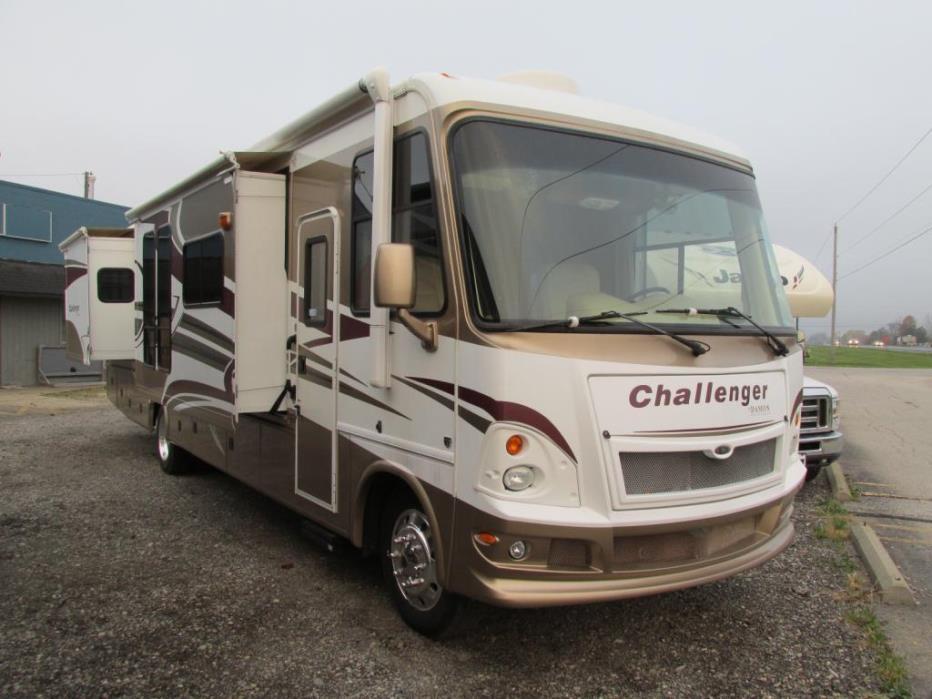 2010 Damon Challenger 378