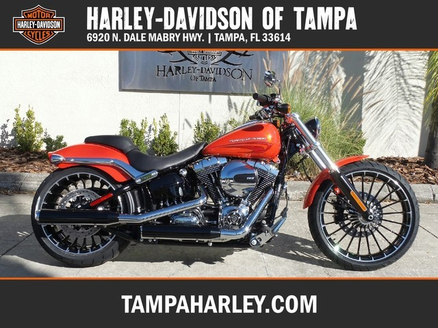 harley davidson softail breakout motorcycles for sale in tampa