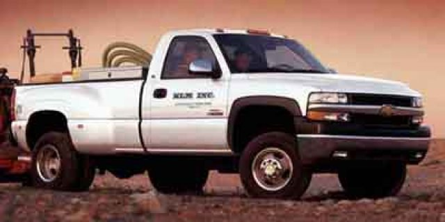 2002 Chevrolet Silverado 3500  Pickup Truck