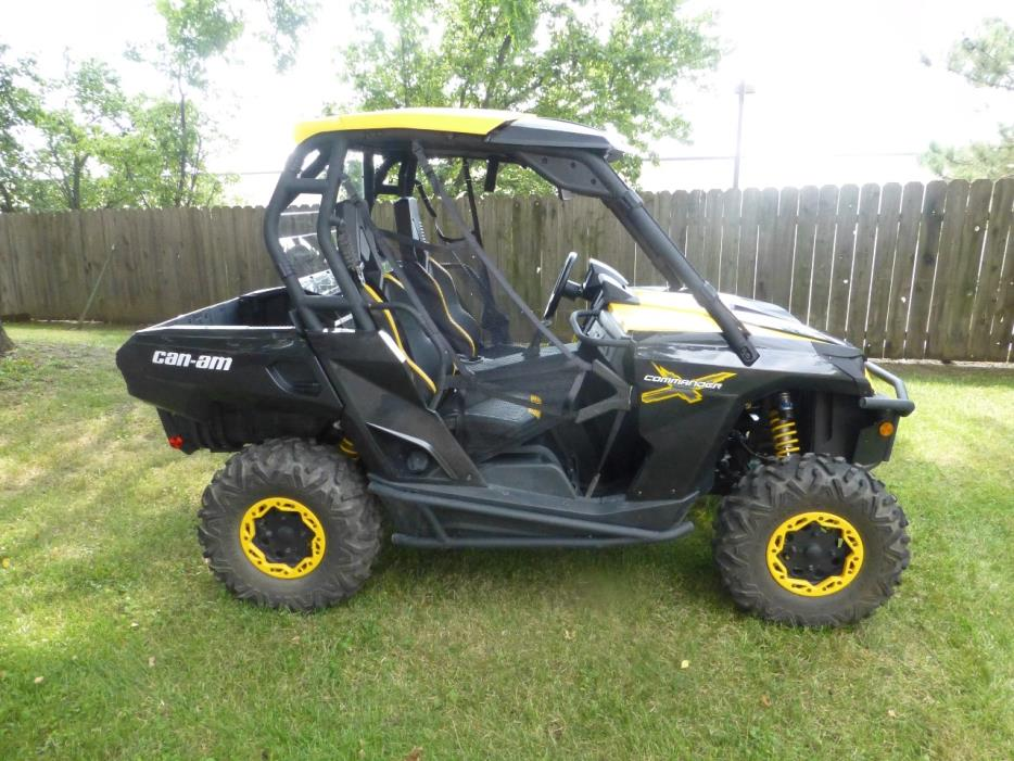 2012 Can-Am COMMANDER 1000 X