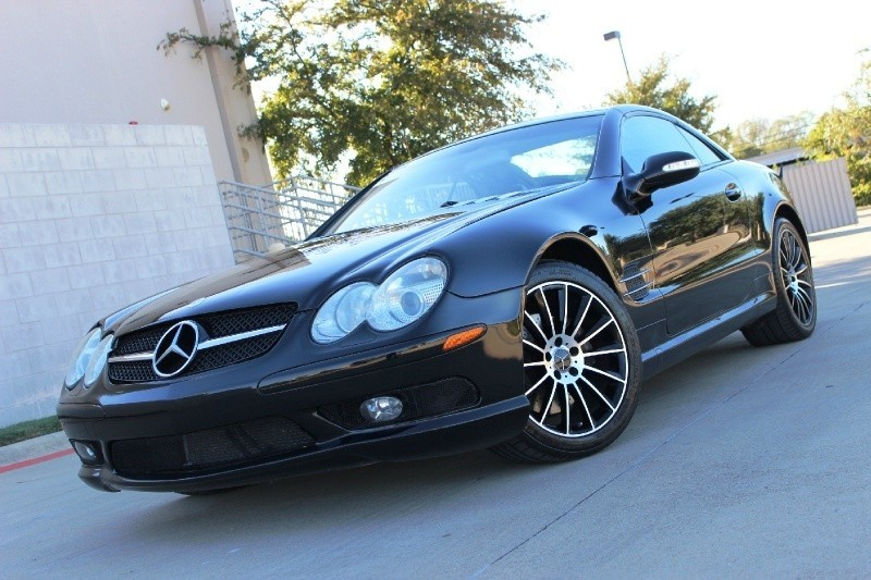 2003 Mercedes Benz SL500 Hard Top Convertible