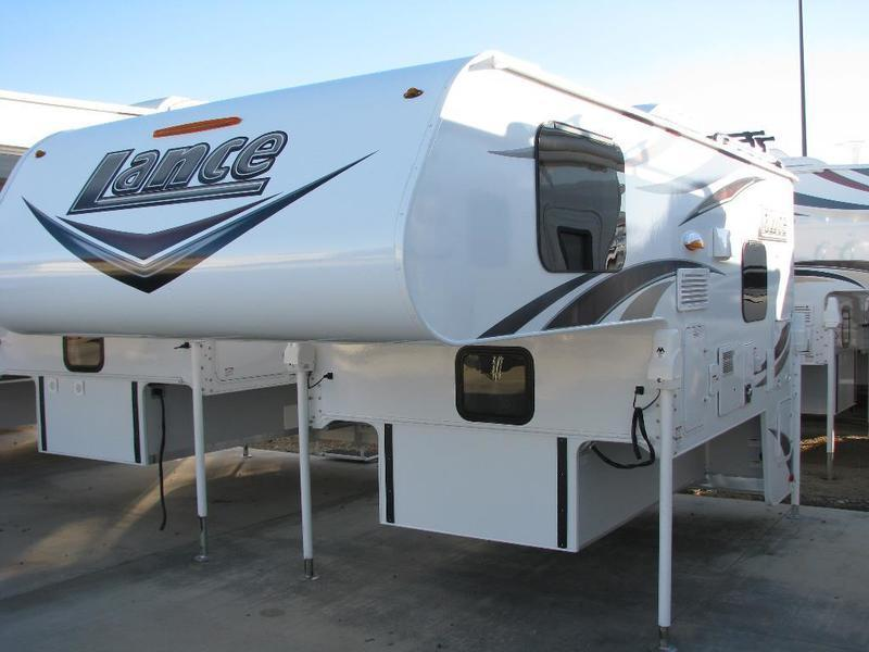 Lance Truck Campers 825