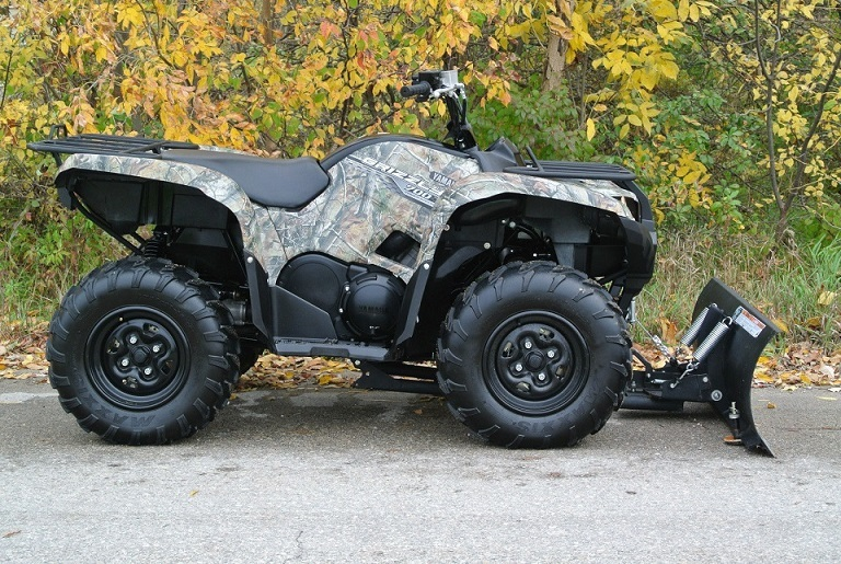 Yamaha grizzly 700 fi auto 4x4 motorcycles for sale in utah for 2014 yamaha grizzly 700 for sale