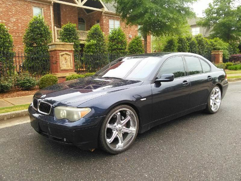 2003 bmw 7 series cars for sale. Black Bedroom Furniture Sets. Home Design Ideas