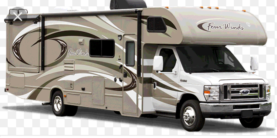 Thor motor coach four winds 28l rvs for sale for Class a rv height