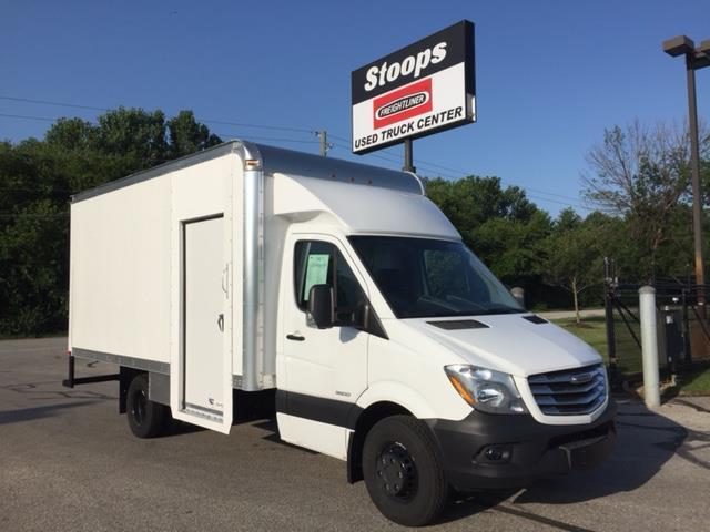 2015 Freightliner F3cc170 Box Truck - Straight Truck