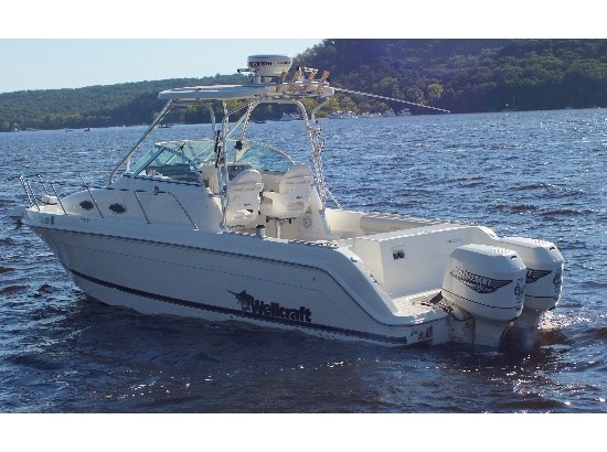 2000 Wellcraft 270 Coastal