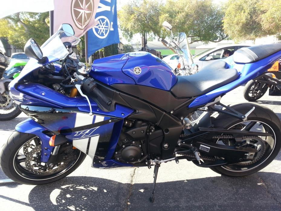 Yamaha r1 motorcycles for sale in pasadena california for Yamaha of pasadena