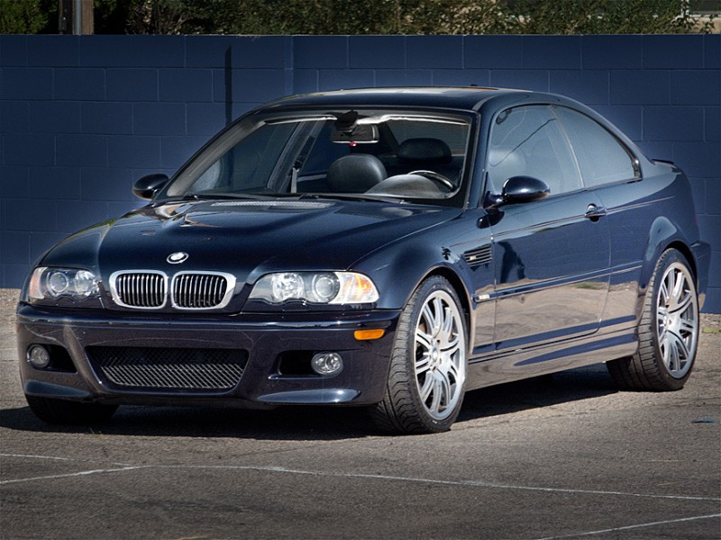 2005 BMW 3 Series M3 2dr Cpe