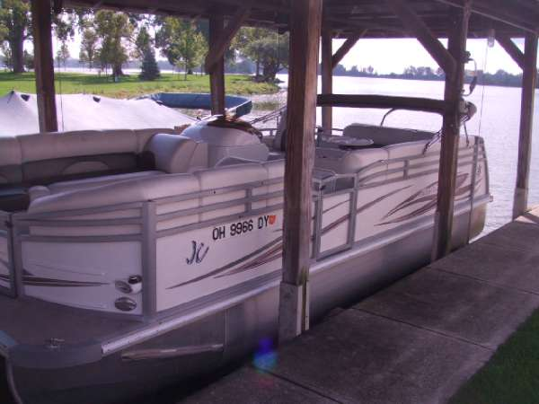 2006 JC Manufacturing Neptoon 21TT